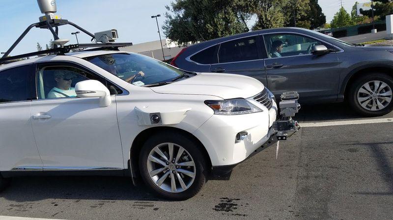 苹果获准在加州测试其自动驾驶技术 有图有真相-科技传媒网