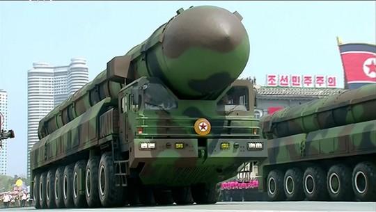 韩联社:朝鲜试射1枚弹道导弹 瞻望失败