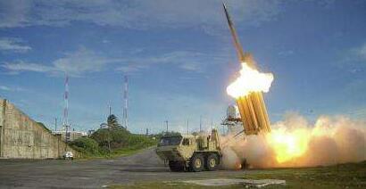 """美称韩国""""萨德""""已具初步拦截能力 战力还将扩大"""