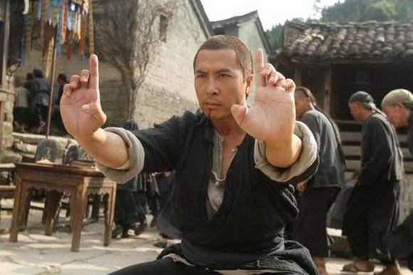 甄子丹:武术不是武侠 前者更科学后者过于戏剧化