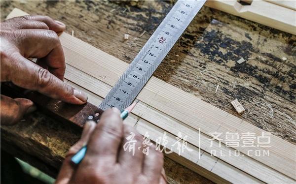 揭秘三孔古建筑木工匠人