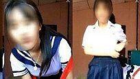 女学生穿校服直播脱衣 违法也要脱
