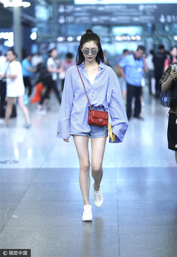 除了杨幂_还有哪些女明星的穿衣可以借鉴?