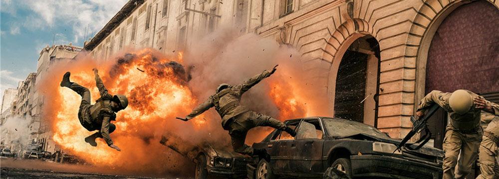 《红海行动》亮相戛纳 林超贤打造最强反恐动作片