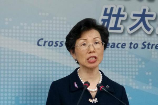 陆委会公开叫嚣:台湾不是中国一部分 绝不认一中