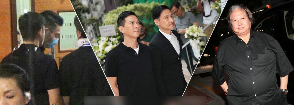 著名制片陈佩华病逝众星悼念 刘德华洪金宝张学友现身