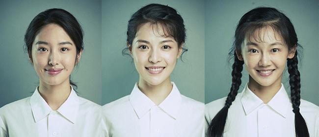 从500人中选出6位冯女郎 冯小刚:这是六个青苹果