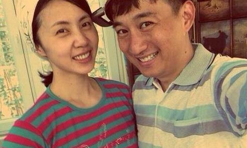 黄磊微博示爱孙莉 网友:第三胎生了吗
