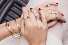 戒指成堆戴 也要戴得有规律