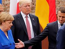 特朗普国际首秀 北约与G7峰会看点足