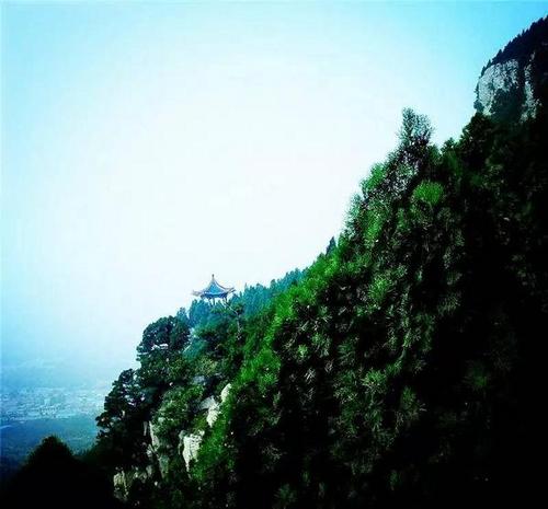 济南五峰山风景区