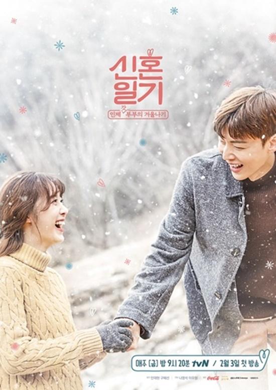 《新婚日记》将制作第二季 安宰贤具惠善夫妇曾出演