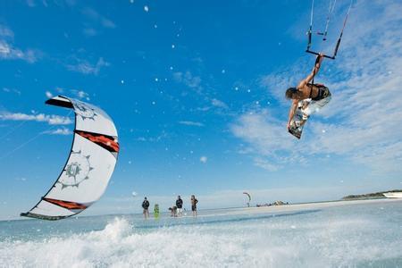 玩命:风筝冲浪