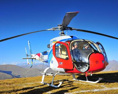 空中120启用 重庆有了首架专业医疗构型直升机