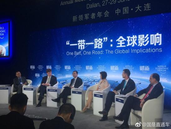 亚投行英国籍副行长:来中国一年半 口袋不放现金了