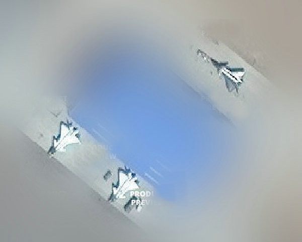 3架歼20同时现身或搭档空警2000亮相重大活动(图)