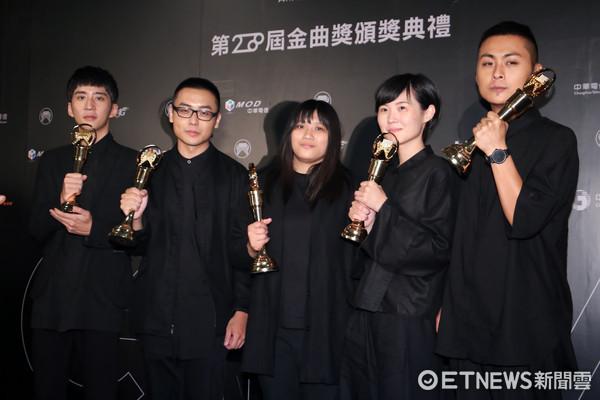 草东没有派对金曲奖后首发文:得奖不存在输赢比较