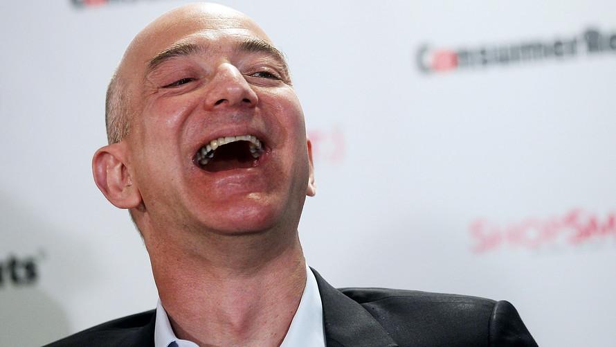 揭秘贝佐斯的商业帝国:谷歌、Uber都接受过他的投资