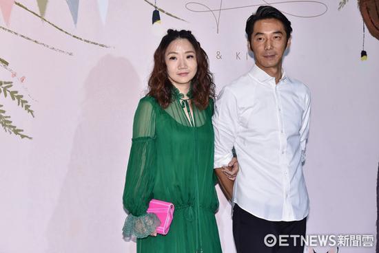 陶晶莹传授林宥嘉婚姻保鲜秘诀:吵架时不要打脸