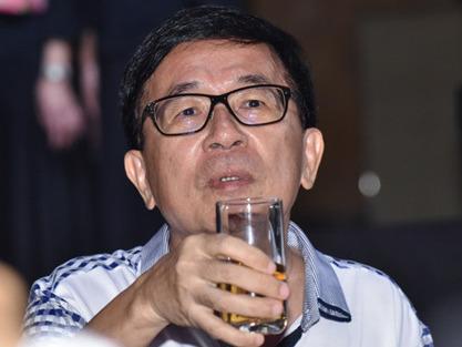 陈水扁被指病愈 家属:他病重每秒手抖6次 (图)