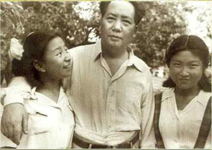 揭秘毛泽东的十个儿女:有几人在战乱中遗失
