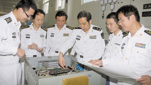 中国海军少将一段采访引美担忧