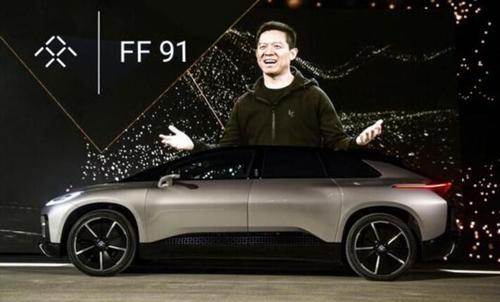 乐视投资的电动车新创公司法拉第宣布价值10亿美元的工厂彻底搁浅