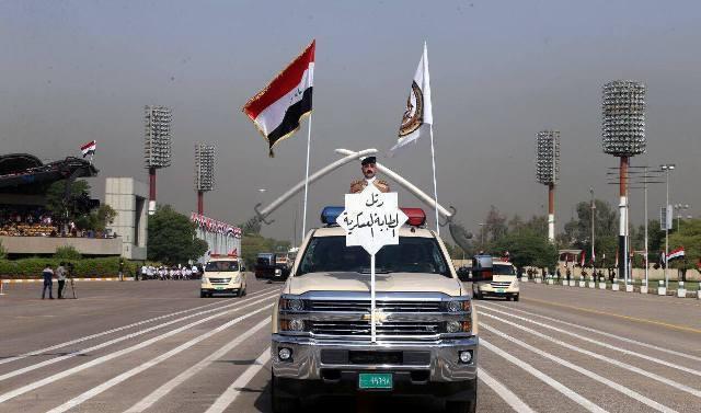犁庭扫穴!伊拉克军方多轮空袭打死170多名IS分子