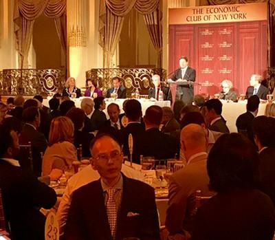 美国证监会主席换人 中国投资者将迎来哪些机遇?