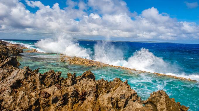 一次西太平洋群岛飞行 三种海岛度假体验