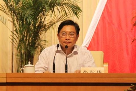 张敬华任江苏省委常委、南京市委书记|简历