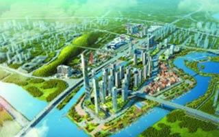 """佛山要建""""香港城"""" 定位大湾区现代服务业高地"""