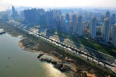 上半年江西GDP为8961.2亿 增幅9%