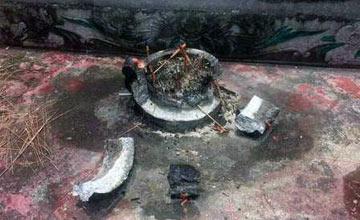 广东:陆秀夫陵园遭受破坏