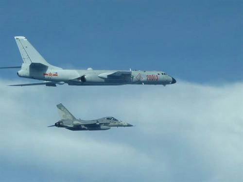 若大陆军机迫降台湾地区,怎么办?台方这样回应