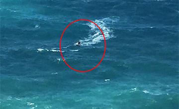 中国女游客在泰国为拍照坠海身亡
