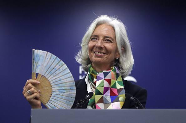 亚投行--IMF拉加德:美国若不配合改革 总部就搬到中国北京