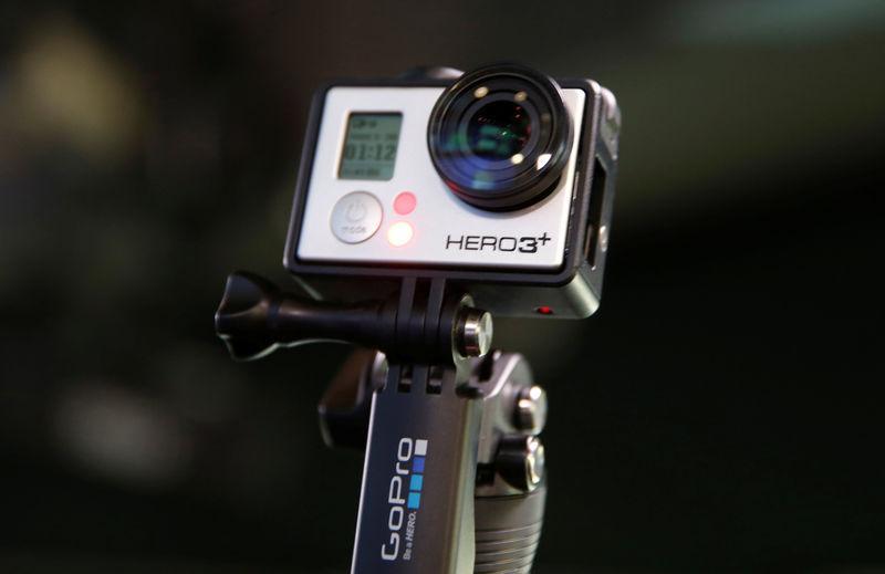 GoPro公司第二季?#26579;?#20111;损3053.6万美元