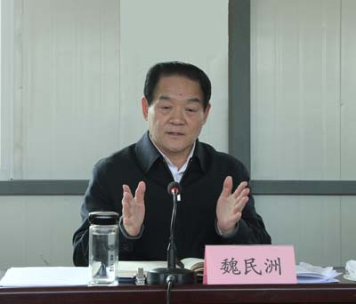 陕西省人大常委会原副主任魏民洲被双开