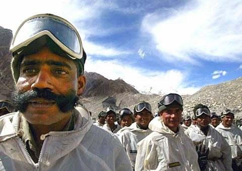 别上当!不是摆架势,印军最强山地军已备战4年了