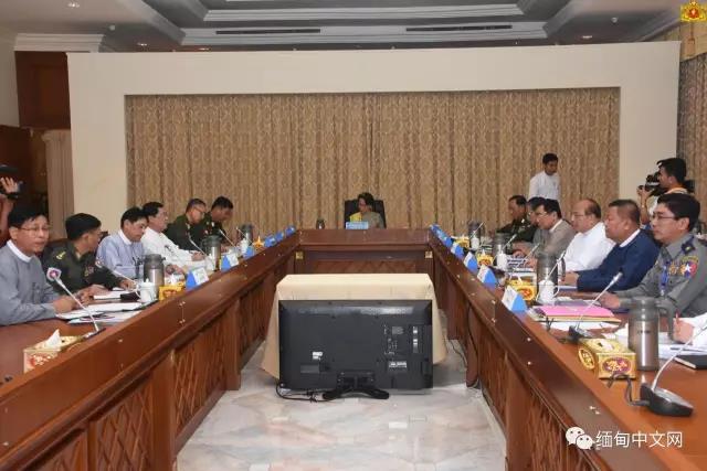 昂山素季紧急会议 缅军急调大批部队至边境多地
