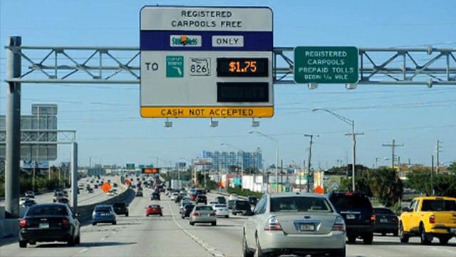 为何美国高速公路不设收费站?