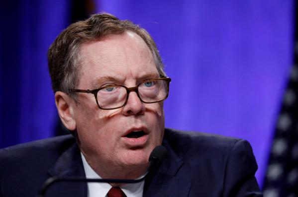 美国贸易代表办公室宣布启动对中国301条款调查
