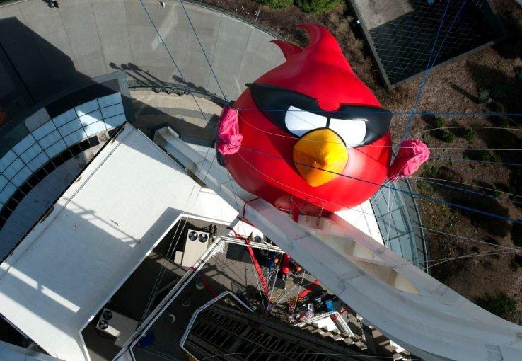 《愤怒的小鸟》开发商Rovio最快下月IPO 融资4亿美元