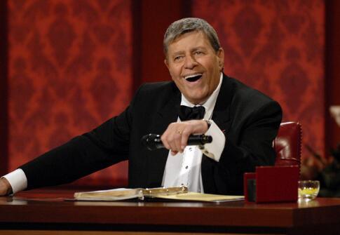 美国著名喜剧演员杰瑞・刘易斯去世 终年91岁