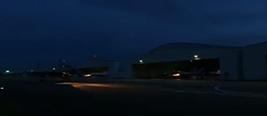 央视视频:首次曝光!海军新型战机在南海夜航单飞