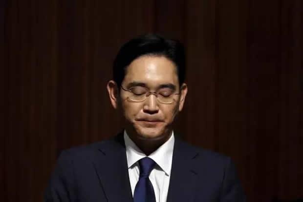 韩法院:李在镕挪用64亿韩元并作伪证 被判5年监禁