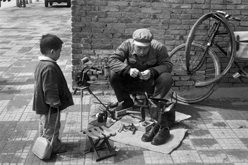 改革开放初期的中国民众日常生活_年代记忆_