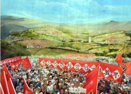 揭秘:毛泽东一生亲自下令杀死的七个贪官都是谁?