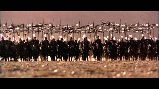 陈胜吴广起义时岭南五十万秦军为何坐视不管